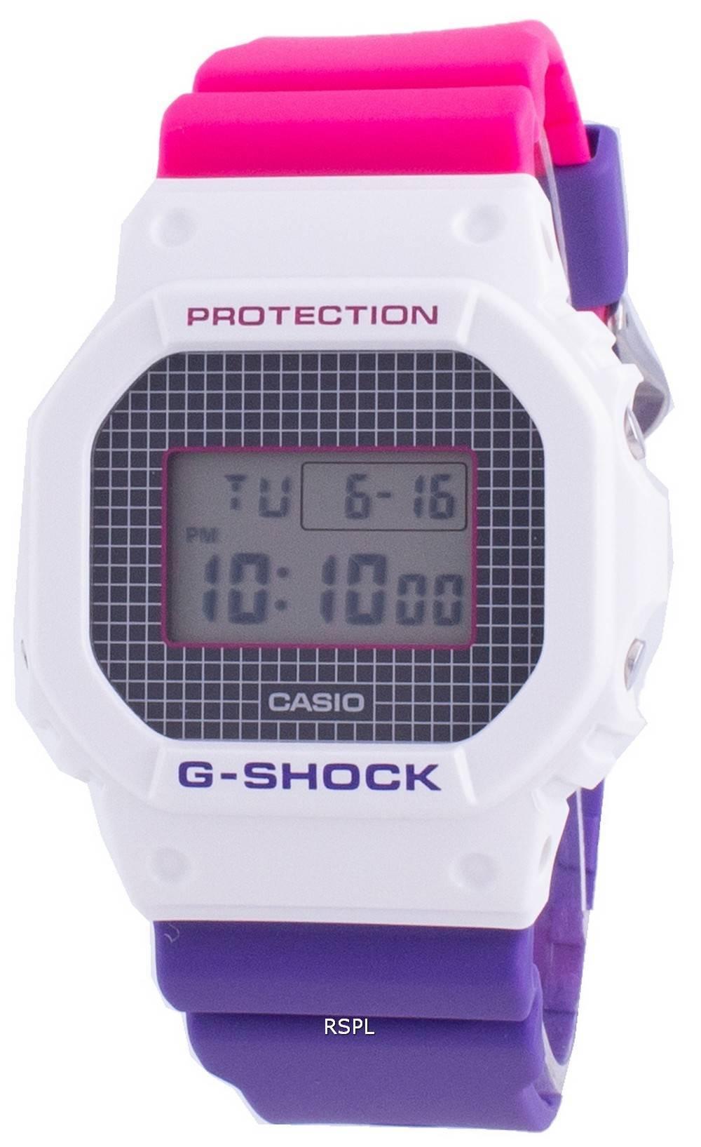 Casio G-Shock DW-5600THB-7 Stoßfeste 200M Herrenuhr