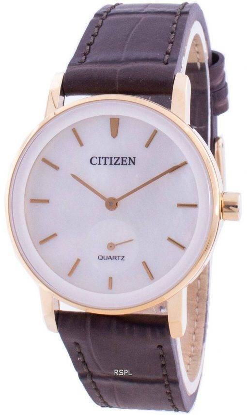 Citizen Quartz EQ9063-04D Damenuhr