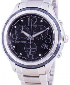 Citizen Eco-Drive FB1376-54E Chronograph Damenuhr
