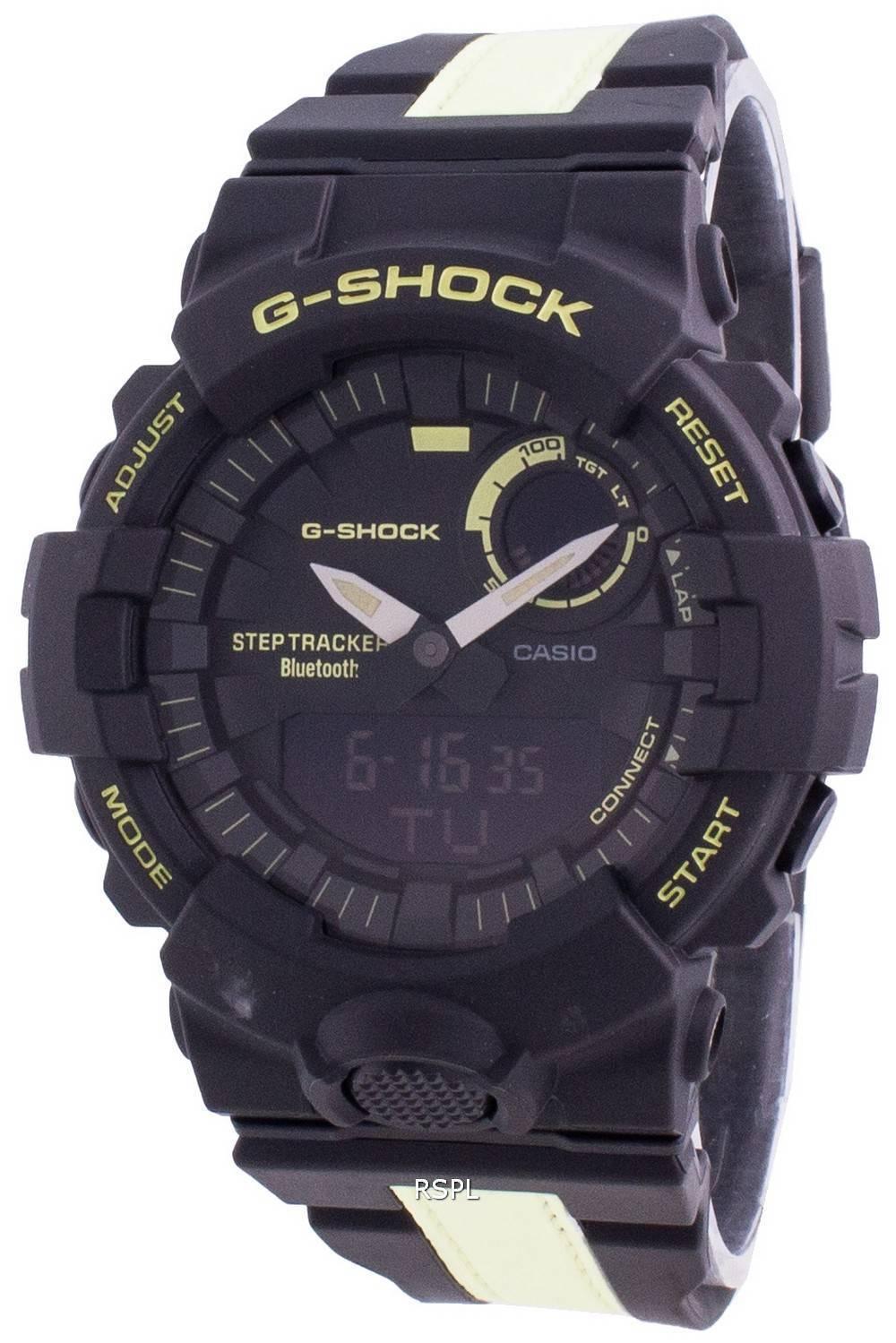 Casio G-Shock GBA-800LU-1A1 Quarz Stoßfeste 200M Herrenuhr