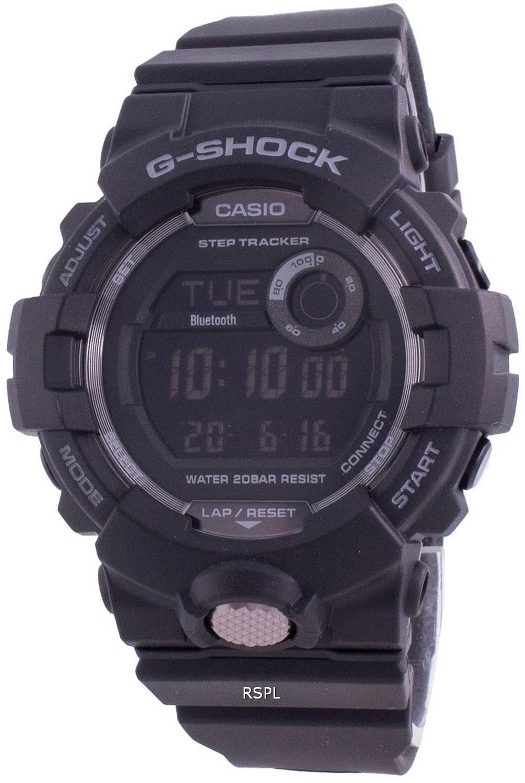Casio G-Shock GBD-800-1B Quarz Step Tracker 200M Herrenuhr