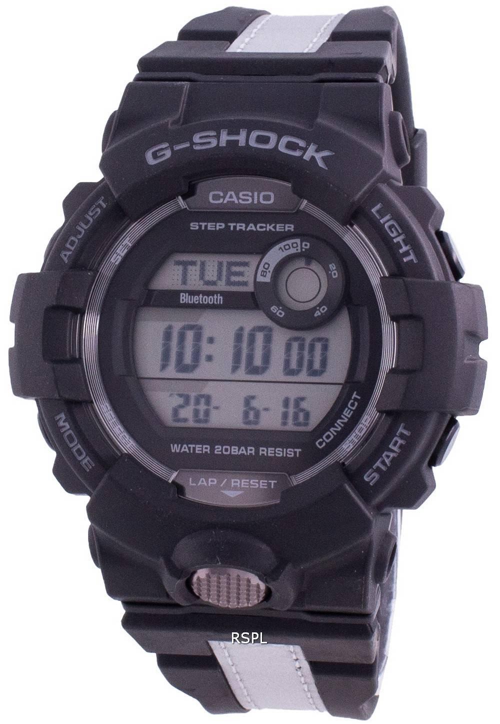 Casio G-Shock GBD-800LU-1 Quartz Shock Resistant 200M Herrenuhr