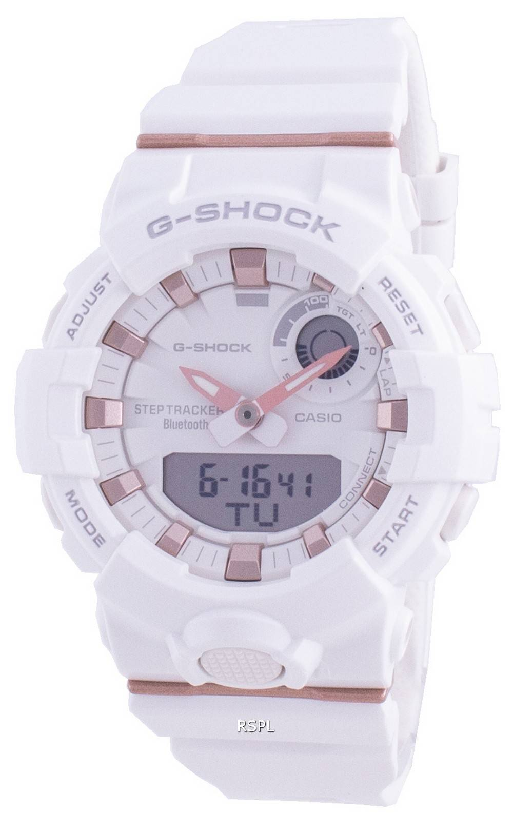Casio G-Shock GMA-B800-7A Quarz Stoßfeste 200M Herrenuhr