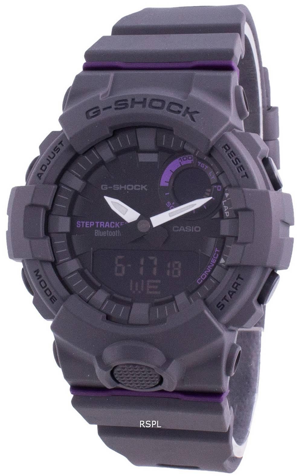 Casio G-Shock GMA-B800-8A Quarz Stoßfeste 200M Herrenuhr