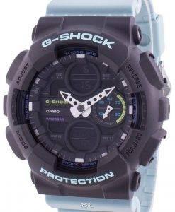 Casio G-Shock GMA-S140-2A Quarz World Time 200M Herrenuhr