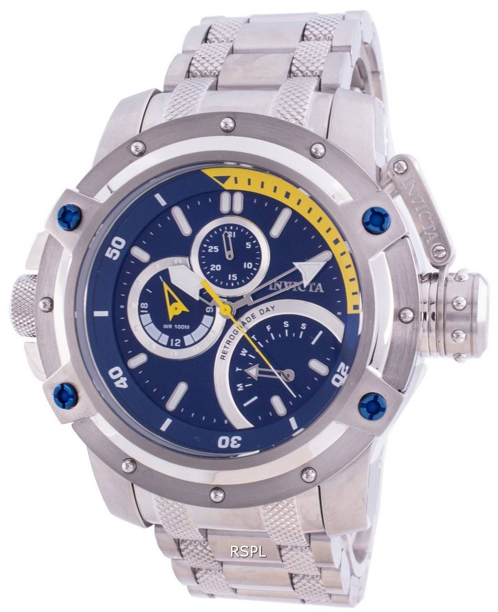 Invicta Coalition Forces 30379 Quarz Chronograph Herrenuhr
