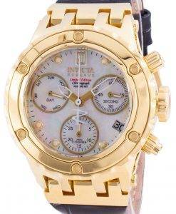 Invicta Jason Taylor 30488 Quarz Chronograph Limited Edition 500M Damenuhr