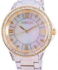 Invicta Angel 30931 Quarz Diamant Akzente Damenuhr