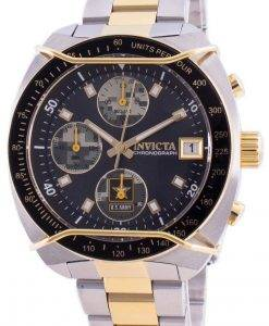 Invicta US Army 31846 Quarz Chronograph Damenuhr