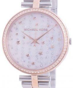 Michael Kors Maci MK4452 Damenuhr mit Quarzdiamantakzenten