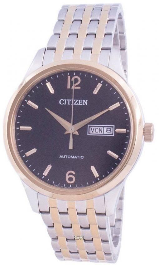 Citizen NH7504-52E Automatische Japan Made Herrenuhr