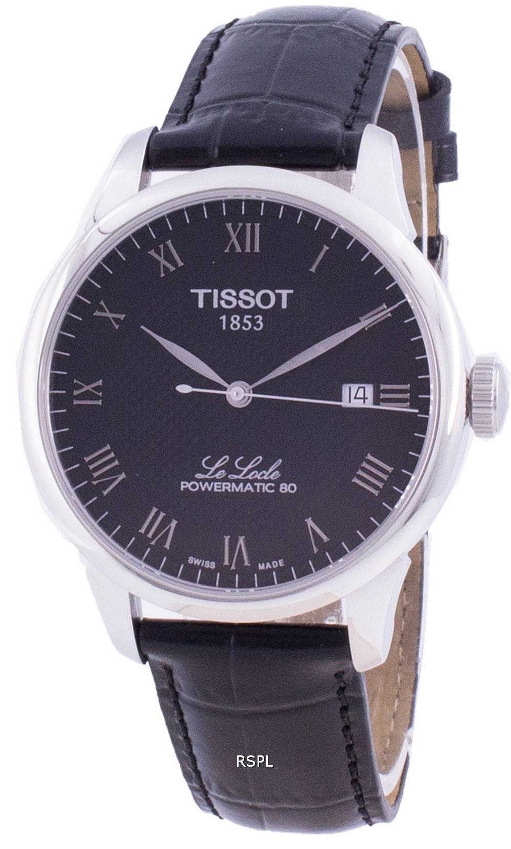 Tissot Le Locle Powermatic 80 T006.407.16.053.00 T0064071605300 Automatische Herrenuhr