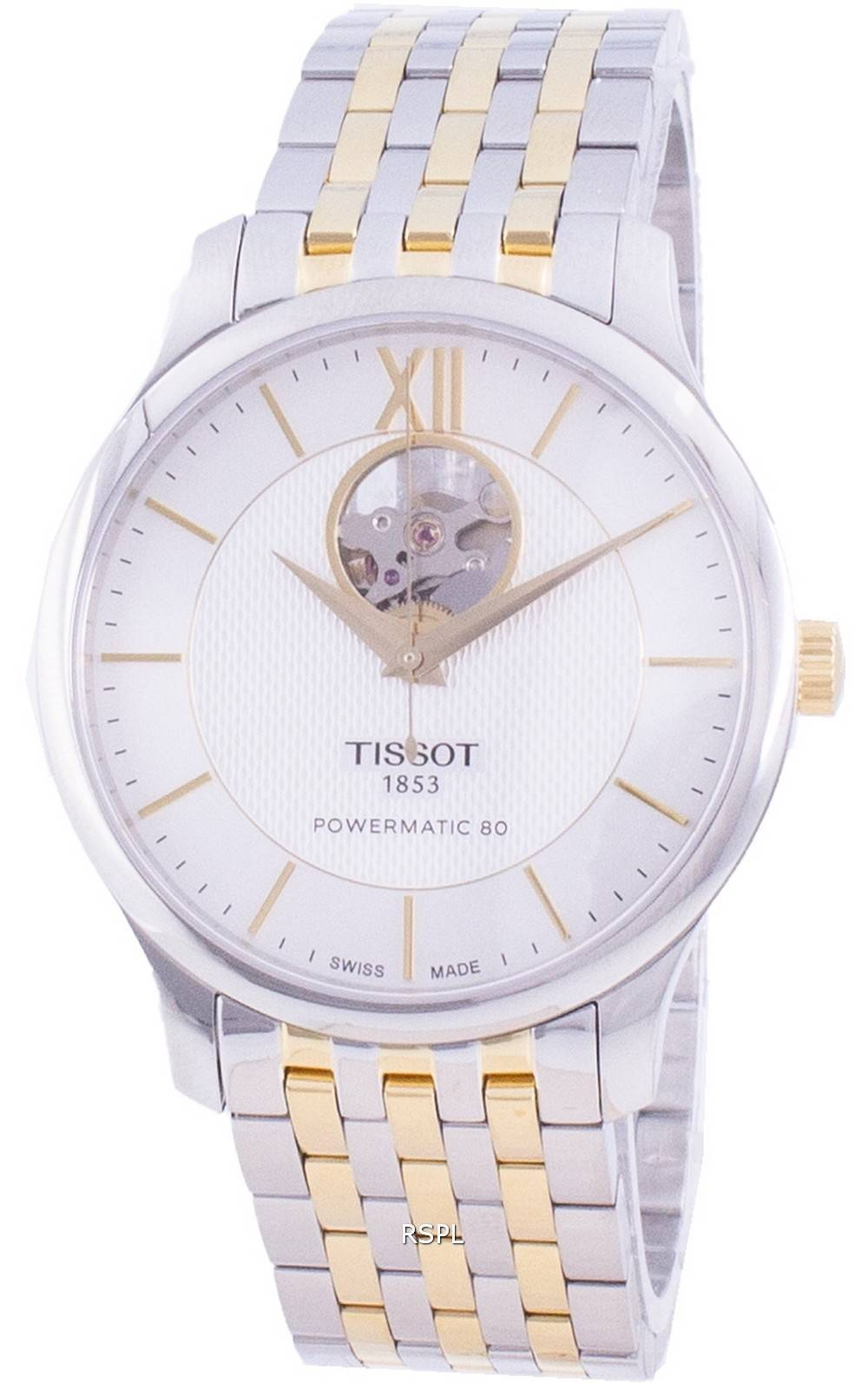 Tissot Tradition Powermatic 80 T063.907.22.038.00 T0639072203800 Automatische Herrenuhr