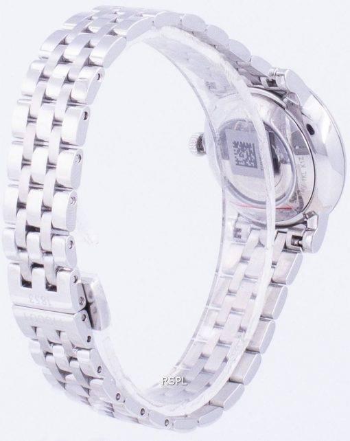 Tissot T-Classic Carson T122.207.11.036.00 T1222071103600 Automatische Diamantakzente Damenuhr