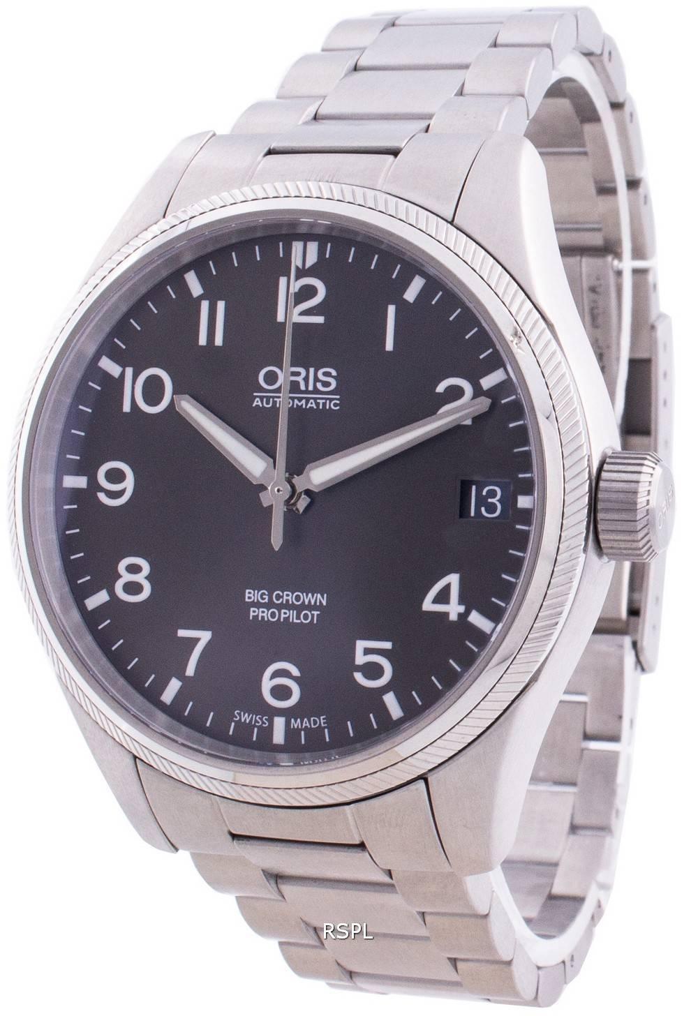 Oris Big Crown Pro Pilot 01 751 7697 4063-07 8 20 19 01-751-7697-4063-07-8-20-19 Automatische Herrenuhr