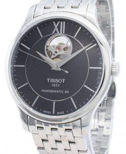 Tissot Tradition Powermatic 80 T063.907.11.058.00 T0639071105800 Automatische Herrenuhr mit offenem Herzen