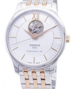 Tissot T-Classic Powermatic 80 T063.907.22.038.01 T0639072203801 Open Heart Herrenuhr