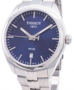 Tissot T-Classic PR100 T101.410.11.041.00 T1014101104100 Quarz Herrenuhr