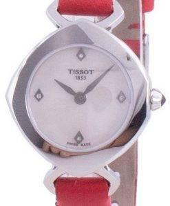 Tissot Femini-T Mother Of Pearl Dial Diamond T113.109.16.116.00 T1131091611600 Quartz Women's Watch