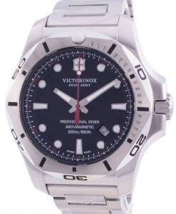 Victorinox Schweizer Armee INOX Professional Diver Antimagnetische 241781 Quarz 200M Herrenuhr