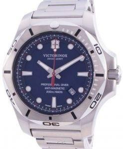 Victorinox Schweizer Armee INOX Professional Diver Antimagnetische 241782 Quarz 200M Herrenuhr
