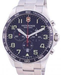 Victorinox Swiss Army Fieldforce 241857 Quarz Chronograph 100M Herrenuhr