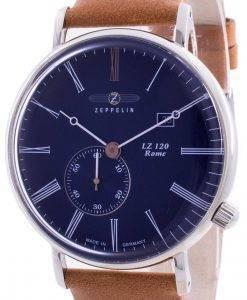 Zeppelin LZ120 Rom 7134-3 71343 Quarz Herrenuhr