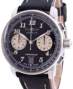 Zeppelin LZ127 8674-3 86743 Quarz Chronograph Herrenuhr