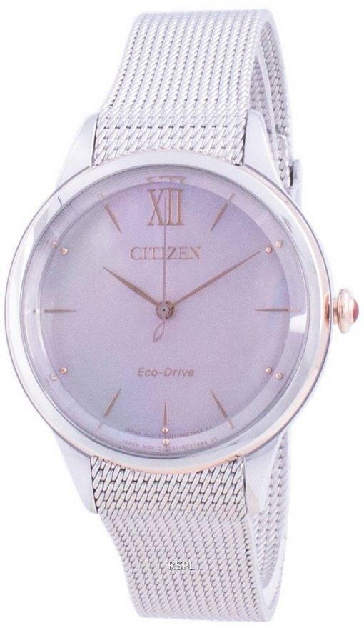 Citizen Eco-Drive EM0816-88Y Women's Watch