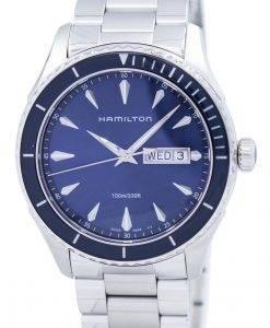 Hamilton Jazzmaster Seaview Quartz H37551141 Men's Watch