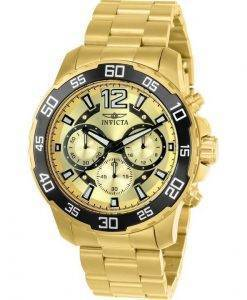 Invicta Pro Diver 22715 Quarz Chronograph 100M Herrenuhr
