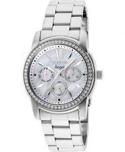 Invicta Angel 28686 Quarz Diamant Akzente 200M Damenuhr