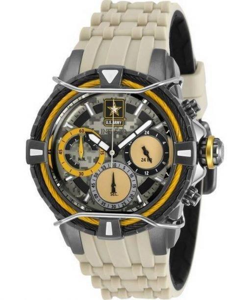 Invicta U.S. Army 31849 Quartz Chronograph 100M Women's Watch