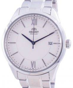 Orient Classic White Dial Automatic RA-AC0015S10D 100M Men's Watch