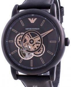 Emporio Armani Luigi Chronograph Open Heart Automatic AR60012 Mens Watch