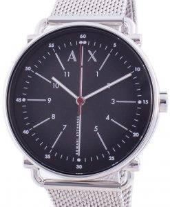 Armani Exchange Rocco Black Dial Quartz AX2900 Men's Watch