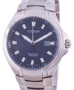 Citizen Eco-Drive Super Titanium BM7430-89L 100M Herrenuhr