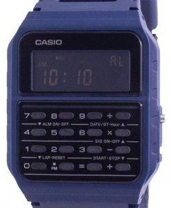 Casio Jugenddatenbank Dual Time CA-53WF-2B CA53WF-2B Unisex-Uhr