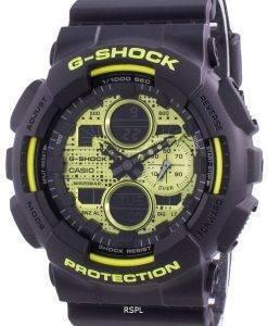 Casio G-Shock Weltzeitquarz GA-140DC-1A GA140DC-1A 200M Herrenuhr
