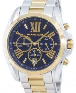 Michael Kors Chronograph Bradshaw zweifarbige MK5976 Damenuhr