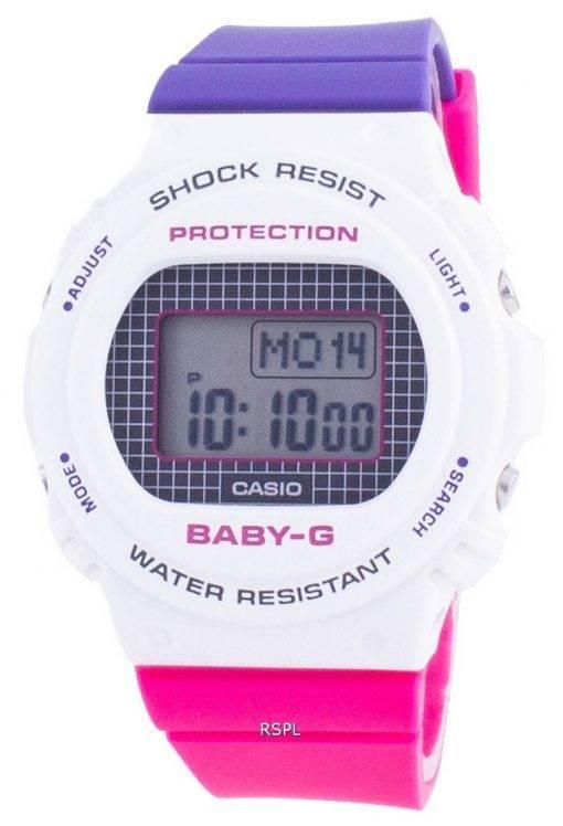 Casio Baby-G World Time Quartz BGD-570THB-7 BGD-570THB-7 200M Women's Watch
