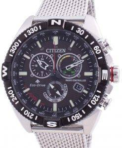 Citizen Promaster Navihawk Eco-Drive Tachymeter CB5840-59E 200M Men's Watch