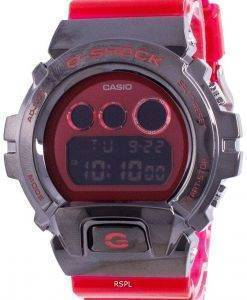 Casio G-Shock Ion Plated Resin GM-6900B-4 GM6900B-4 200M Men's Watch