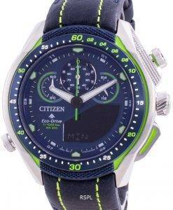 Citizen Promaster Perpetual Calendar Eco-Drive JW0148-12L 200M Men's Watch