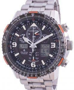 Citizen Promaster Radio Controlled Eco-Drive JY8109-85E 200M Men's Watch