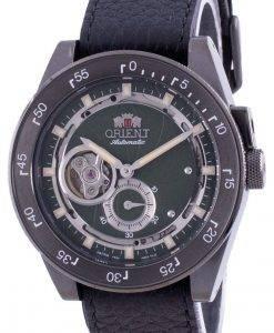 Orient Retro Future Camera Open Heart Automatic RA-AR0202E00C Men's Watch