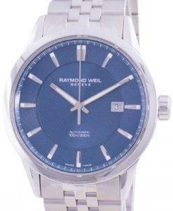 Raymond Weil Freiberufler Geneve Automatic 2731-ST-50001 100M Herrenuhr