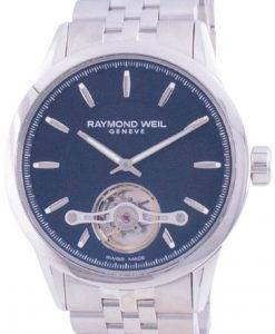 Raymond Weil Freiberufler Geneve Open Heart Dial Automatik 2780-ST-20001 100M Herrenuhr