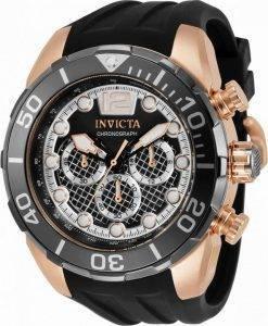 Invicta Pro Diver Chronograph Quarz 33822 100M Herrenuhr