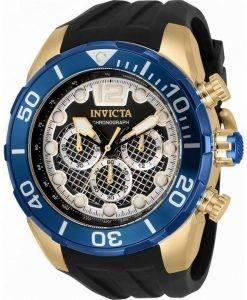 Invicta Pro Diver Chronograph Quarz 33823 100M Herrenuhr